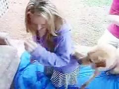 Esclava para el can
