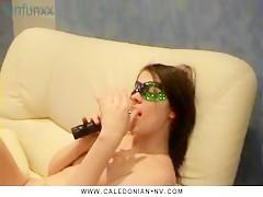 Aline y su jamelgo