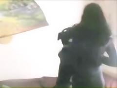 abusando del perro